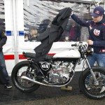 JONATHAN REA TAKES DELIVERY OF HIS NEW CUSTOM RIDE